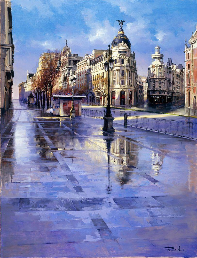 Ricardo-Sanz-Reflejos-despues-de-la-lluvia-116X89-cms