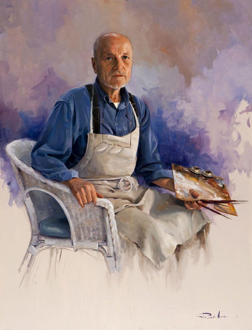 Ricardo-Sanz-Retrato-de-Antonio-Lopez-116X89-cms
