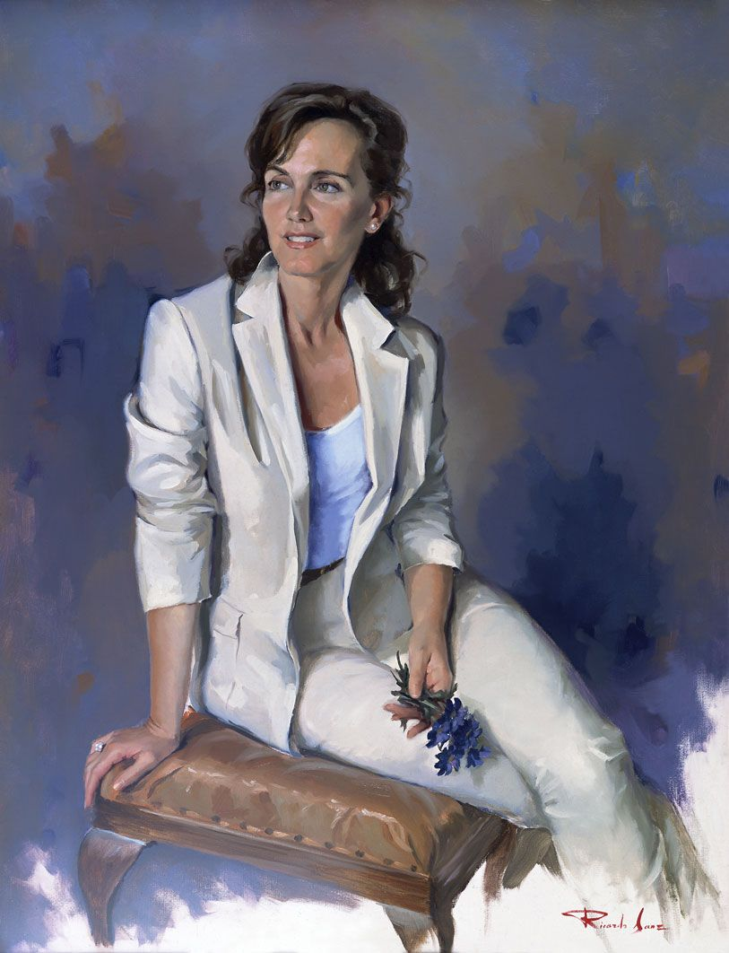 Ricardo-Sanz-Retrato-de-Marian-Urbistondo-116X89-cms